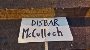 Disbar McCulloch